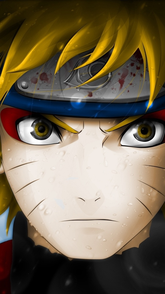 I don't know if its just me but this is an epic picture of Naruto in Sage Mode.