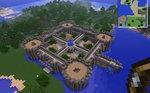 Minecraft Castle by ~ChaotikArtistX on deviantART