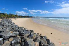 The Sleepy Beachside town of Kingscliff, NSW - Australia