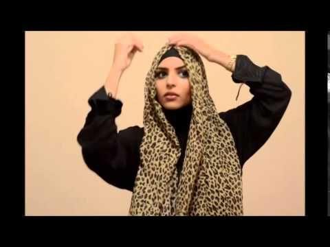 Hijab Styles 2014 | Part 3 | REVIEW | Shamshom Brunette - YouTube