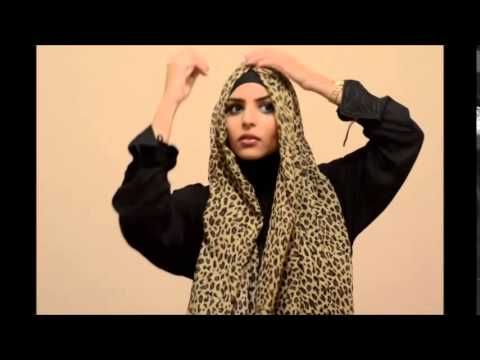 Hijab Styles 2014 | Part 3 | REVIEW | Shamshom Brunette - YouTube