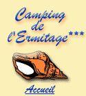 emplacements camping de l'Ermitage a donville pres de granville dans la manche