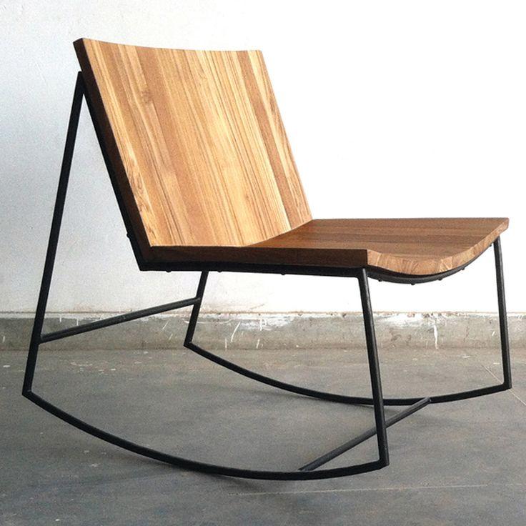 Because Iu0027ve Always Loved Rocking Chairs Reclaimed Teak Rocker. Part 77
