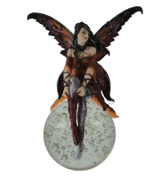 17 best images about fairy fantasy figurines etc on pinterest dark fairies quilt cover sets - Fairy statues for sale ...