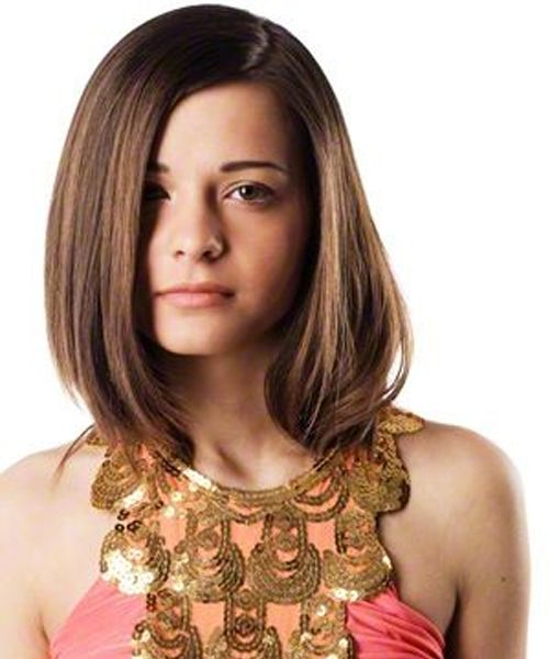 Easy Glamorous Layered Hairstyles For Teenage Girls 2019