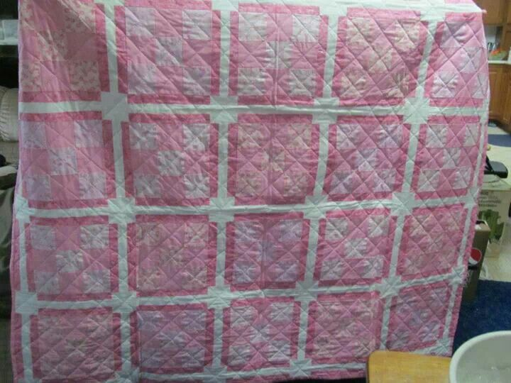 Breast Cancer Quilt My Mother Made Breast Cancer