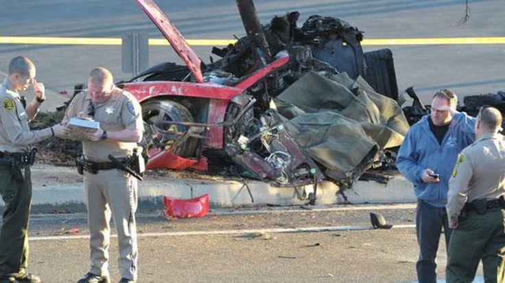 Demandan A Porsche Por La Muerte De Paul Walker Y Su Compañero