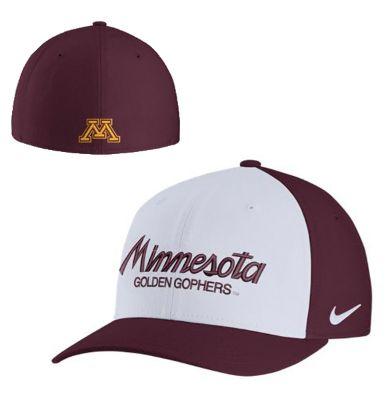 Minnesota Golden Gophers C99 Flex Fit Hat By Nike