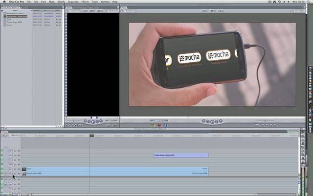 Martin Brennand of Imagineer shows how to track and roto with foreground obstructions, then uses mocha shape for Final Cut to import matte data. Part 2 showcases the mocha shape plug-in and advanced tips to create realistic composites on the FCP timeline!