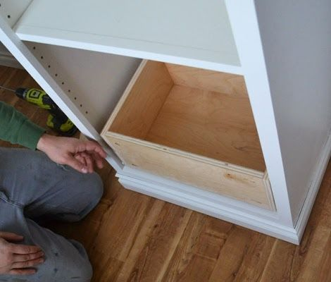 Drawers for Closet Tower | Ana White Woodworking Projects