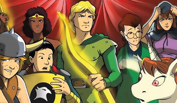 Caverna do Dragão com certeza fez parte da infância de muitas pessoas, e aqui estão reunidos os quadrinhos dedicados a esta incrível série cheia de magia! http://ilustracaodeideias.com.br/quadrinhos/caverna-dragao/ #CavernadoDragao #Comics #Diana #DungeonMaster #DungeonsandDragons #DungeonsandDragonsRequiem #Eric #Hank #HQ #IlustracaodeIdeias #Mago #MarkosMugen #MestredosMagos #MichaelReaves #Presto #Quadrinhos #ReinaldoRocha #Requiem #Sheila #Tiamat #Uni #Vingador