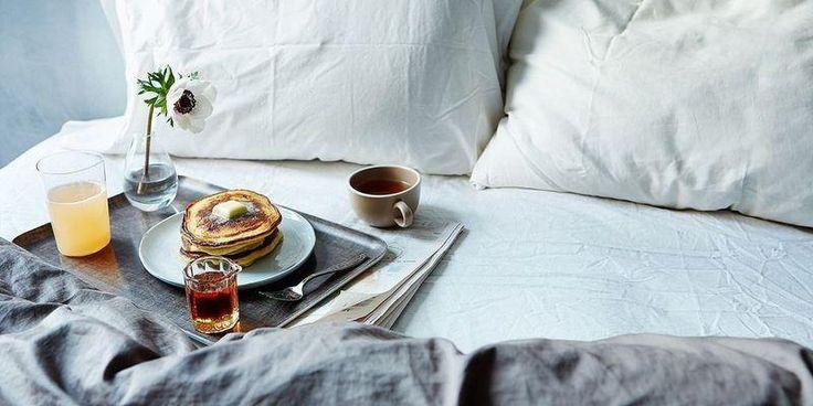 Keep the crumbs to a minimum. #breakfast #goodmorning