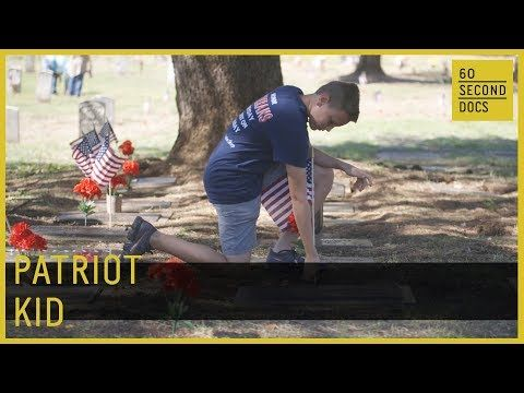(1) Patriot Kid | Veterans Day // 60 Second Docs - YouTube