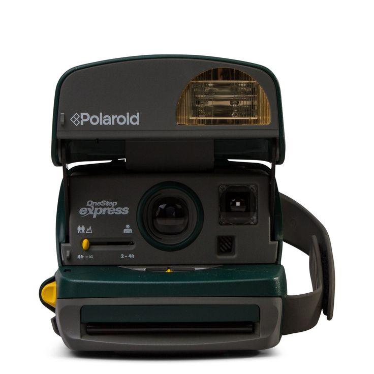 Impossible Vintage Polaroid 600 Round Camera