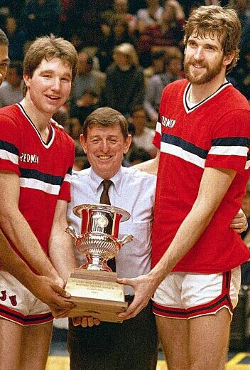 Image result for lou carnesecca