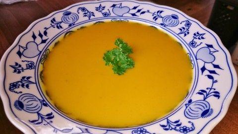 Indická dýňová polévka - Powered by @ultimaterecipe