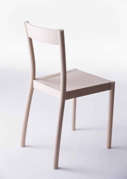 Wooden Chair, Naoto Fukasawa, 2005