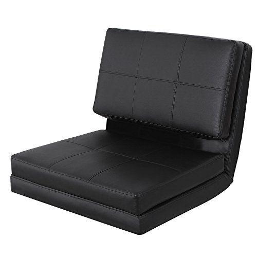 Songmics® Schlafsessel 212 x 67 cm Klappmatratze sofa mit schlaffunktion Gästebett Bettsessel Schwarz Schlafsofa Schlafcouch Lounge couch Kunstleder LOA34B Songmics-Muebles http://www.amazon.de/dp/B00QLOAXCO/ref=cm_sw_r_pi_dp_hCc1vb07X98P8