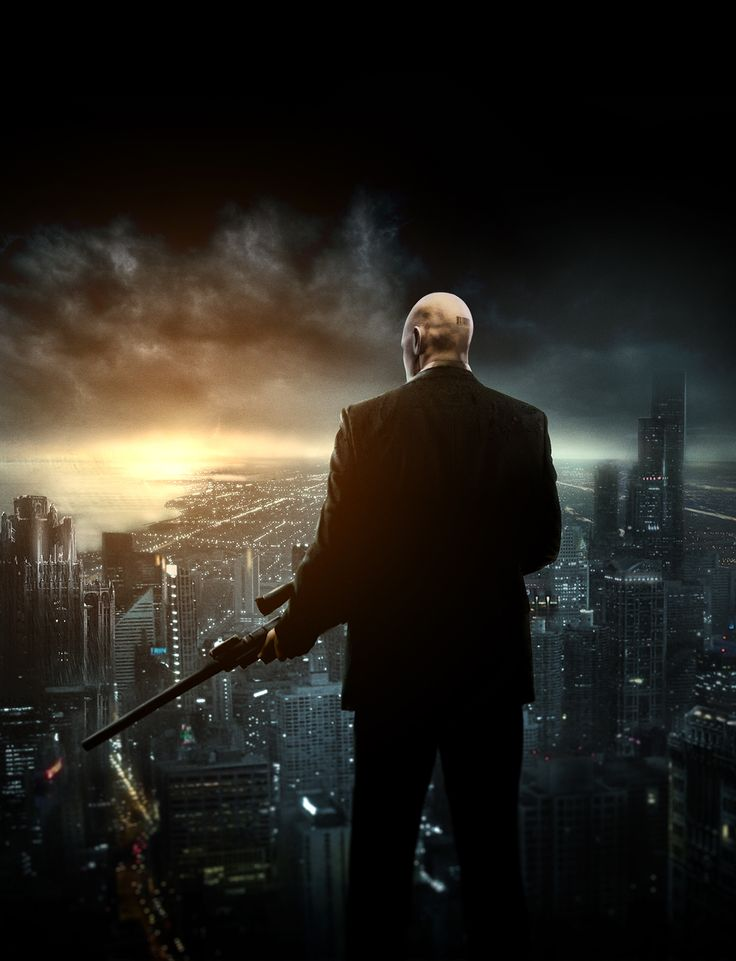 Hitman: Absolution by Rasmus Berggreen
