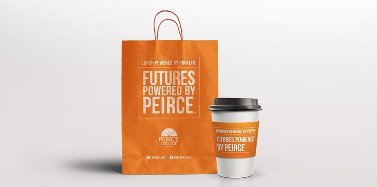 Peirce College : 20nine – Creative Brand Agency, Philadelphia