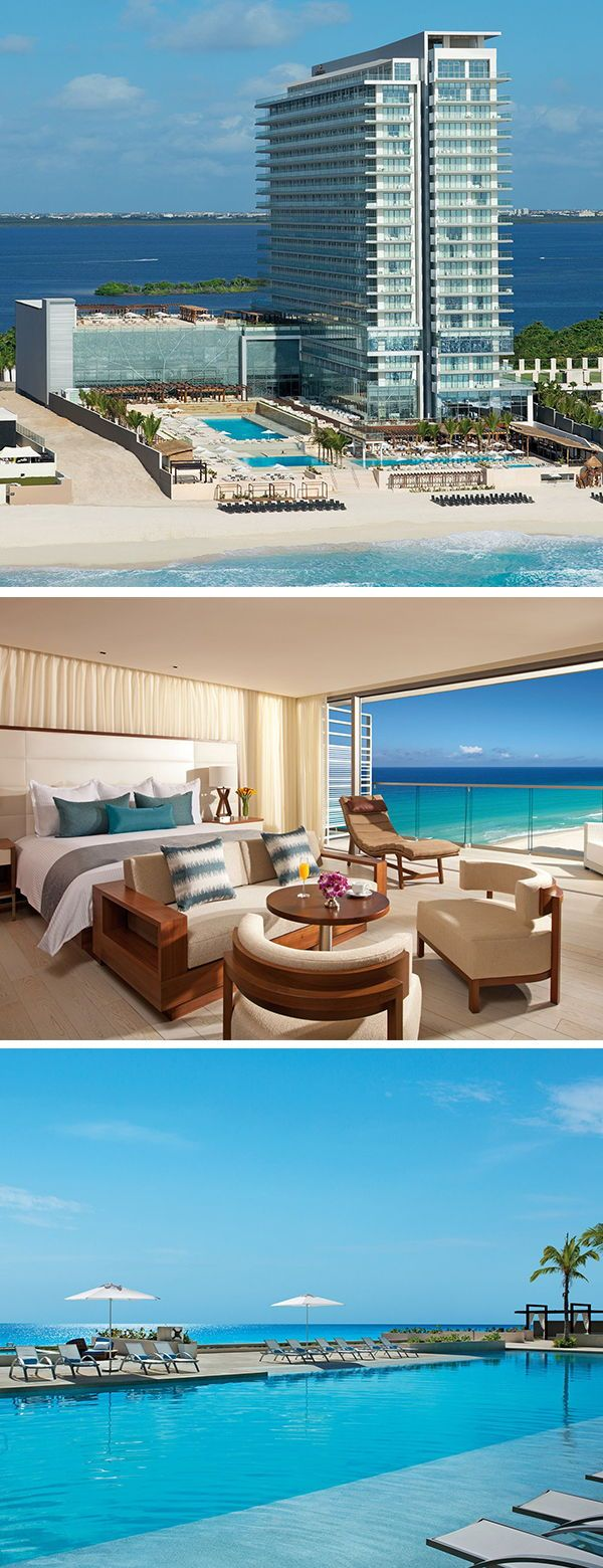 The Secrets The Vine Cancun Hotel Is A Beachfront All