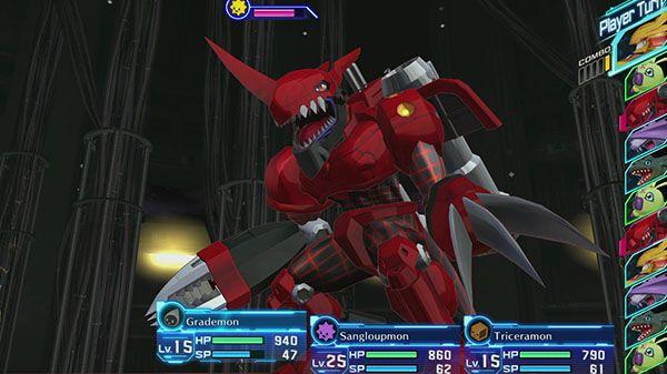 Digimon Story: Cyber Sleuth Hacker's Memory has enhanced online battles