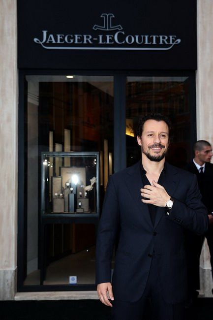 Stefano Accorsi - A gala evening in the sign of the excellence for the inauguration of the new Jaeger-LeCoultre Boutique
