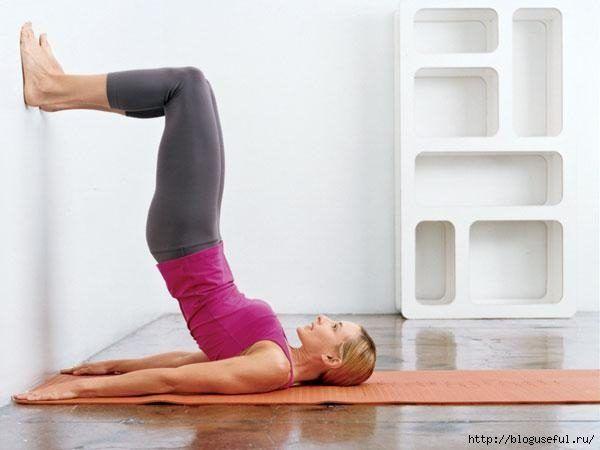 Эффективные упражнения от обвисшего живота / Будьте здоровы