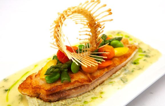 Talk About Plate Presentation Wow Your Wedding Guests By Serving Dover Sole