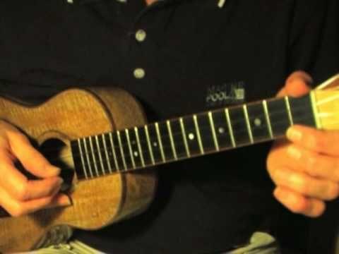 Lesson 5 - Fingerpicking Blues Ukulele - Hesitation Blues - YouTube