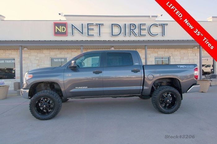 2014 #Toyota #Tundra SR5 #LIFTED 4x4 Truck $41,988 STILL AVAILABLE! #LiftedTundra