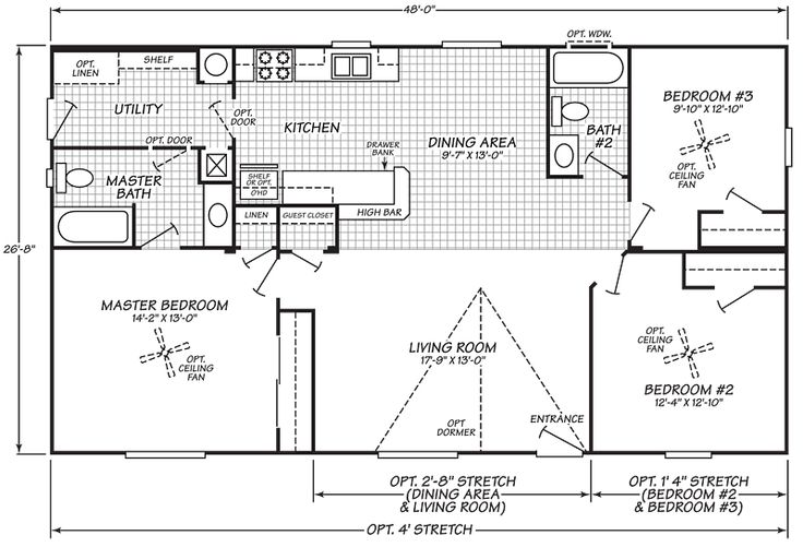 11 best homes images on Pinterest | Blueprints for homes, Double ...