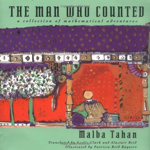 13 best 7th grade pre algebra text set images on pinterest algebra the man who counted a collection of mathematical adventures by malba tahan is a great fandeluxe Image collections