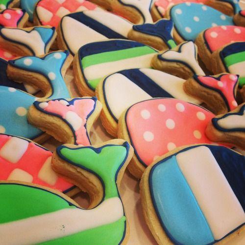 Vineyard Vines Sugar Cookies! Love this!