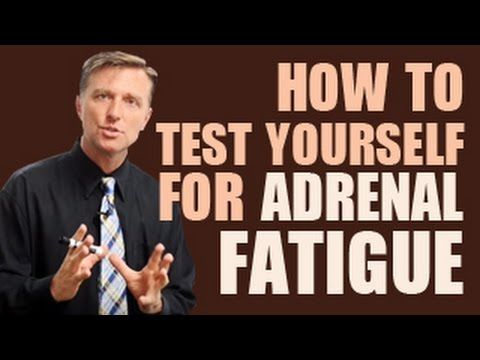 Dr. Berg Explains Adrenal Fatigue & the Adrenal Body Type - YouTube