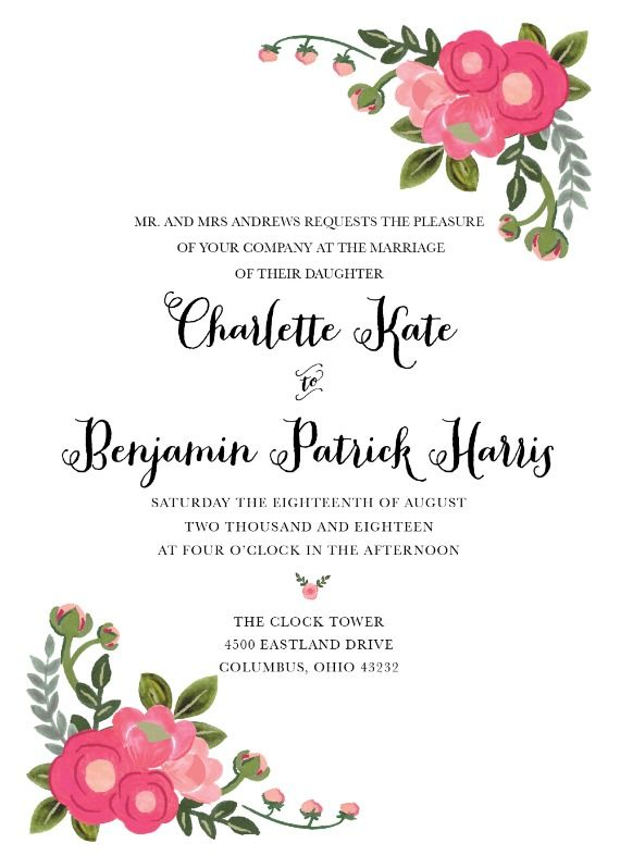 This printout includes Invitation, Save the Date, Hashtag Sign, RSVP Front, RSVP Back, Table Number, Menu Card and Escort Cards all customized for FREE!!!