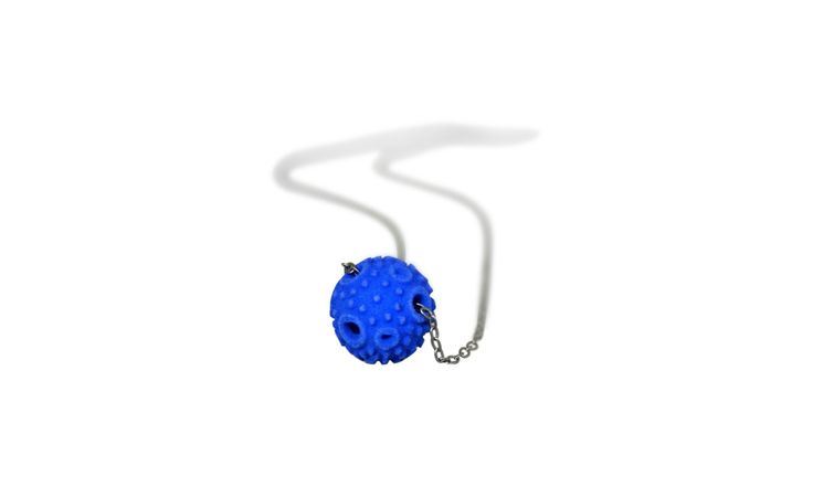 3D printed pendent - www.scicche.it
