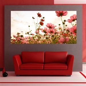 GoBig Flowers #wallpanels #homedecor