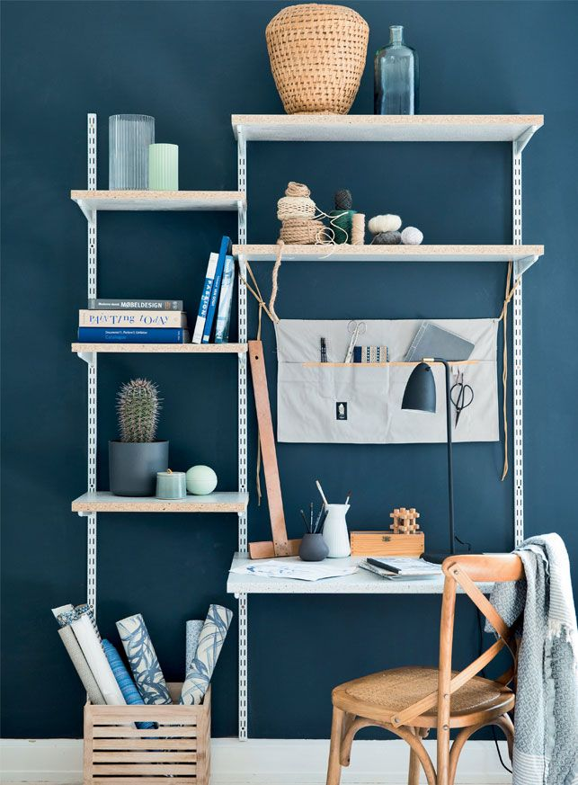DIY - Organize Work table at home | www.homeology.co.za