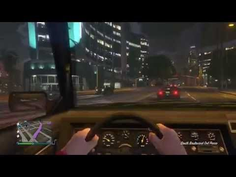 GTA 5 Online: Player Social Experiment and  New Girlfriend
