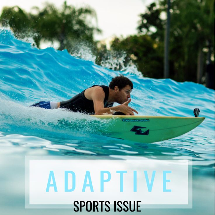 Find out how you can get involved in Adaptive Sports with local organizations | No prior experience necessary😊  ➡️ https://goo.gl/27n9Ra
