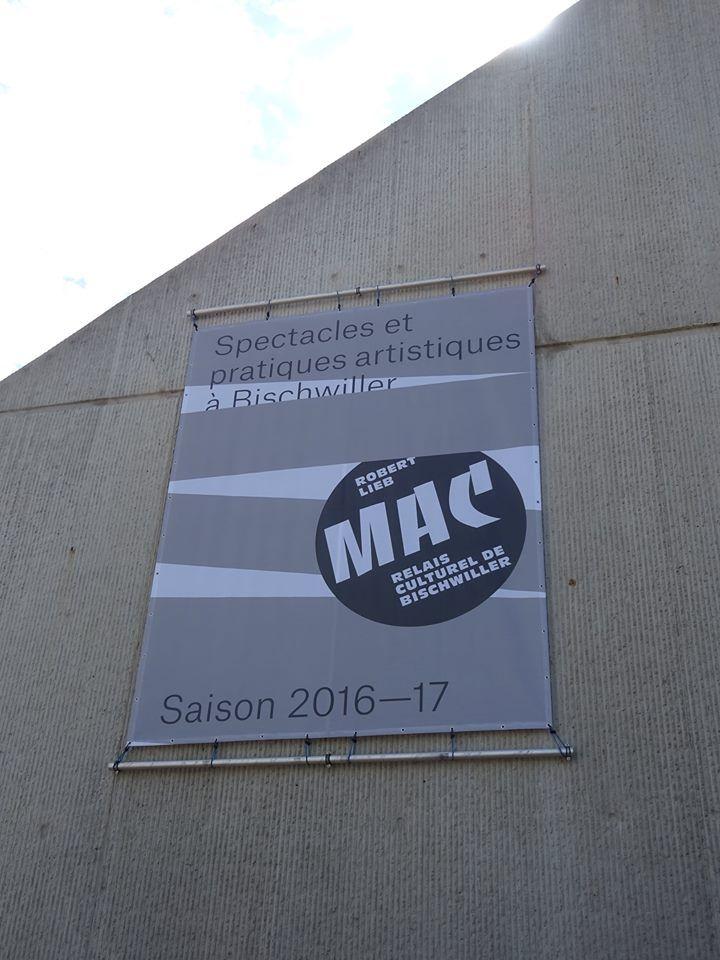 identité visuelle saison 16/17 relais culturel Bischwiller