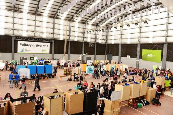 San Fernando es sede de la Feria de Arte, Ciencia y Tecnología de la Región Educativa V