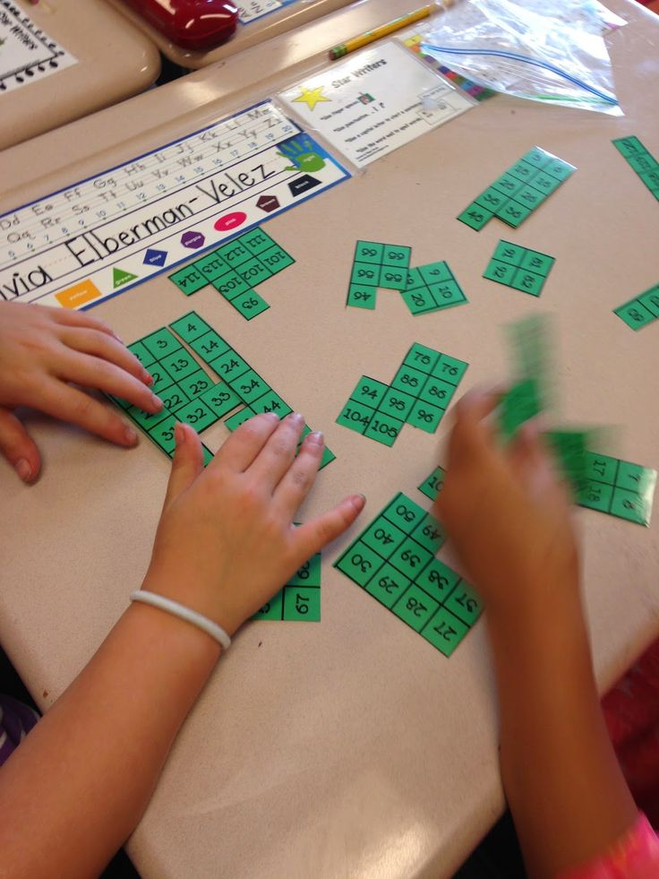 a Class*y Collaboration: Number Grid Puzzles