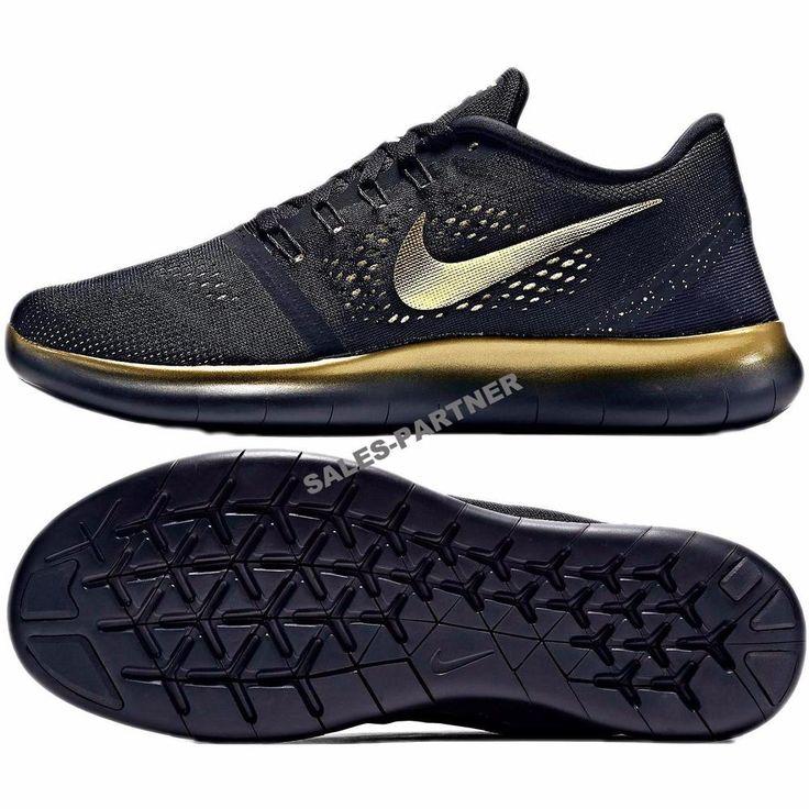 Nike free run black gold 2016 mens size 7-12 jordan presto runner fog bape  yeezy