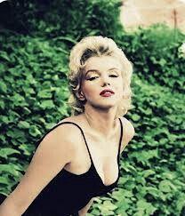 Marilyn Monroe  rare photograph