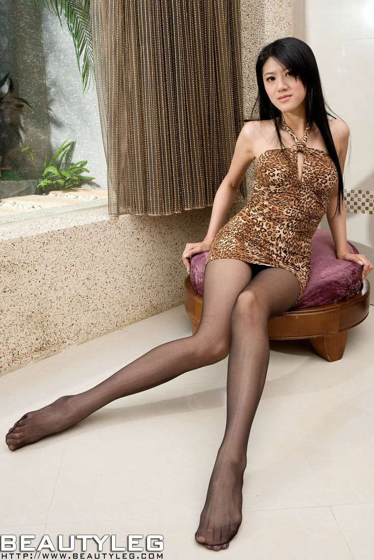 Sexy pantyhose hot asian girls