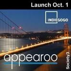 Looks like @appearoo is going to launch a #crowdfunding campaign on #Indiegogo on Oct.1 #appearoo http://xrl.co/ecfncm