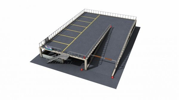 000 3d model parking render 600 337 for 3d garage builder
