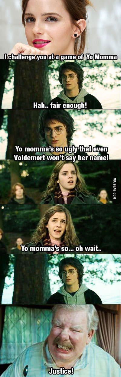 Hermione's revenge
